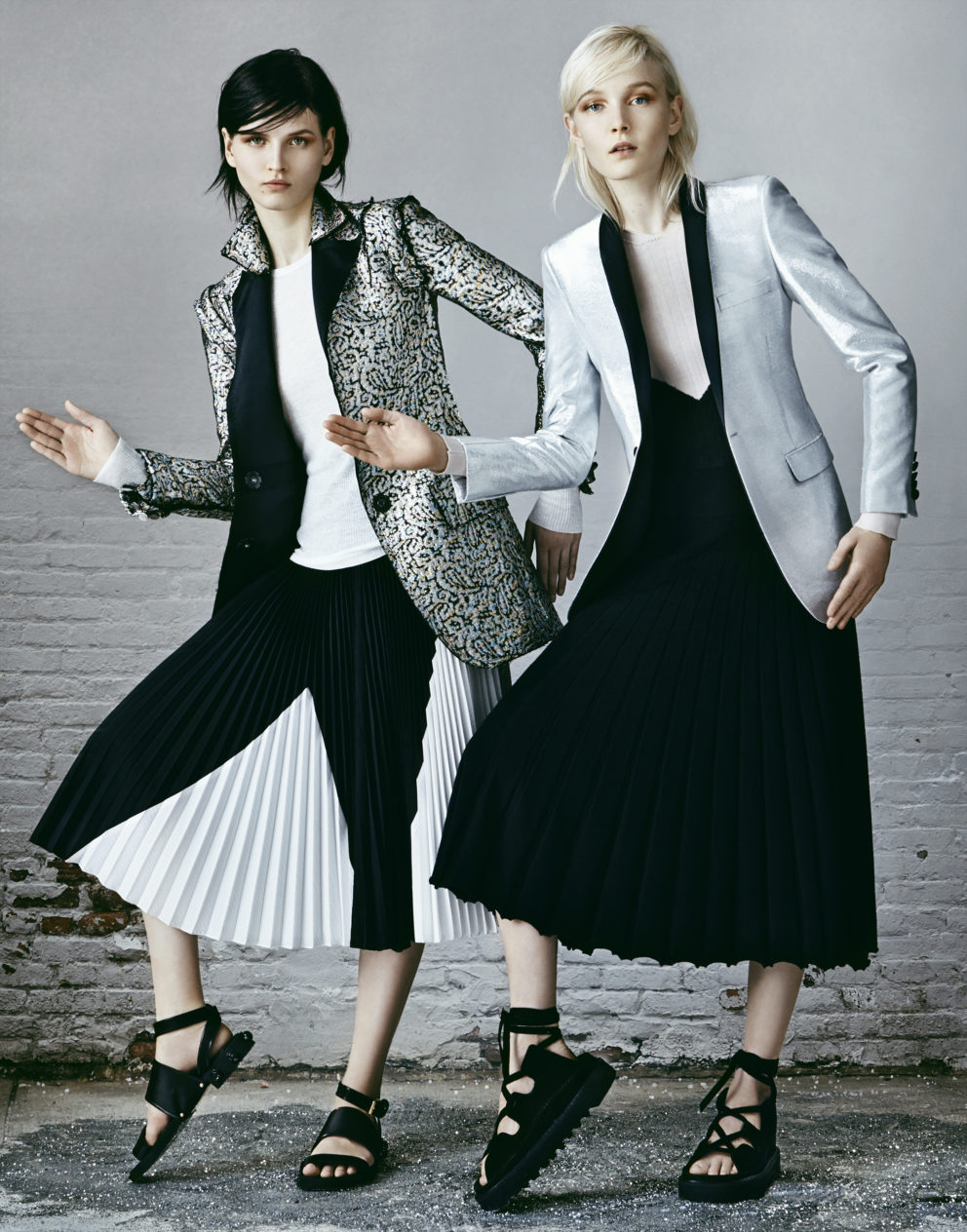 140129 Vogue Sequin Twins Christian Hogstedt 05 1