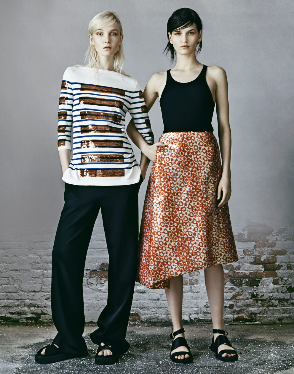 140129 Vogue Sequin Twins Christian Hogstedt 06
