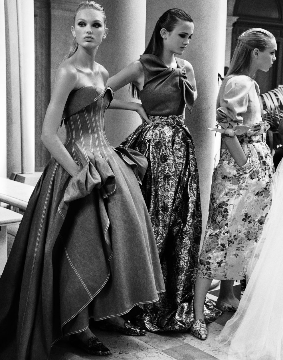 160912 0030 Carolina Herrera Backstage S17 143
