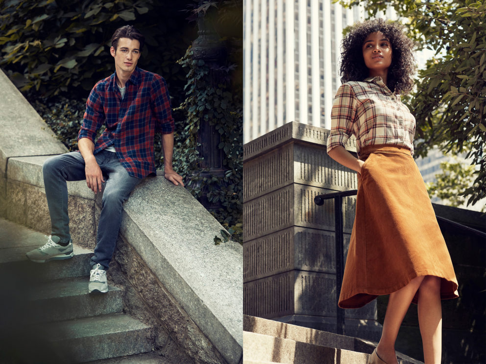 171103 Uniqlo Flannel Christian Hogstedt 03