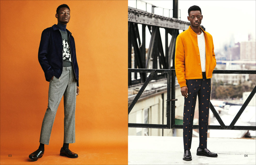 180403 Bonobos Fall 2018 Youssouf Bamba By Christian Hogstedt 03