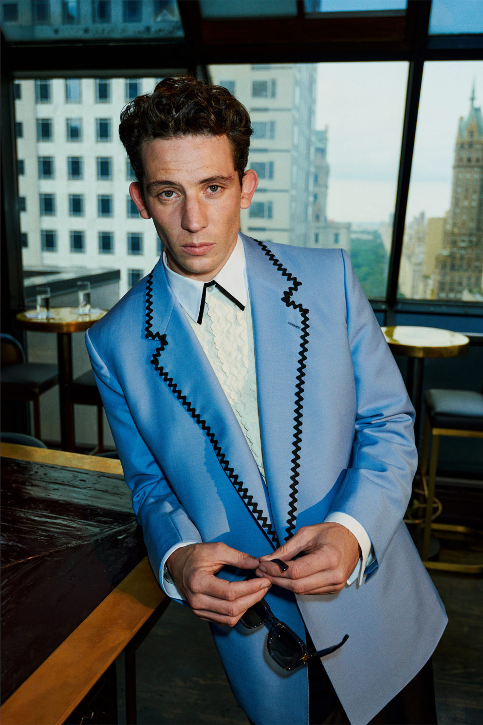 210914 0010 Met Dunhill Josh Oconnor 077 By Christian Hogstedt