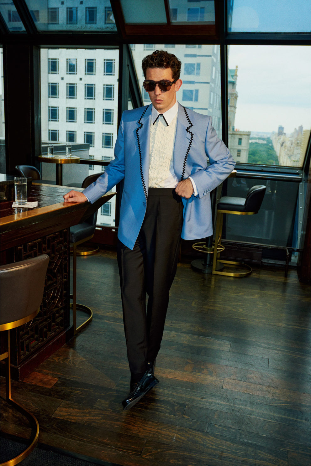 210914 0010 Met Dunhill Josh Oconnor 183 By Christian Hogstedt
