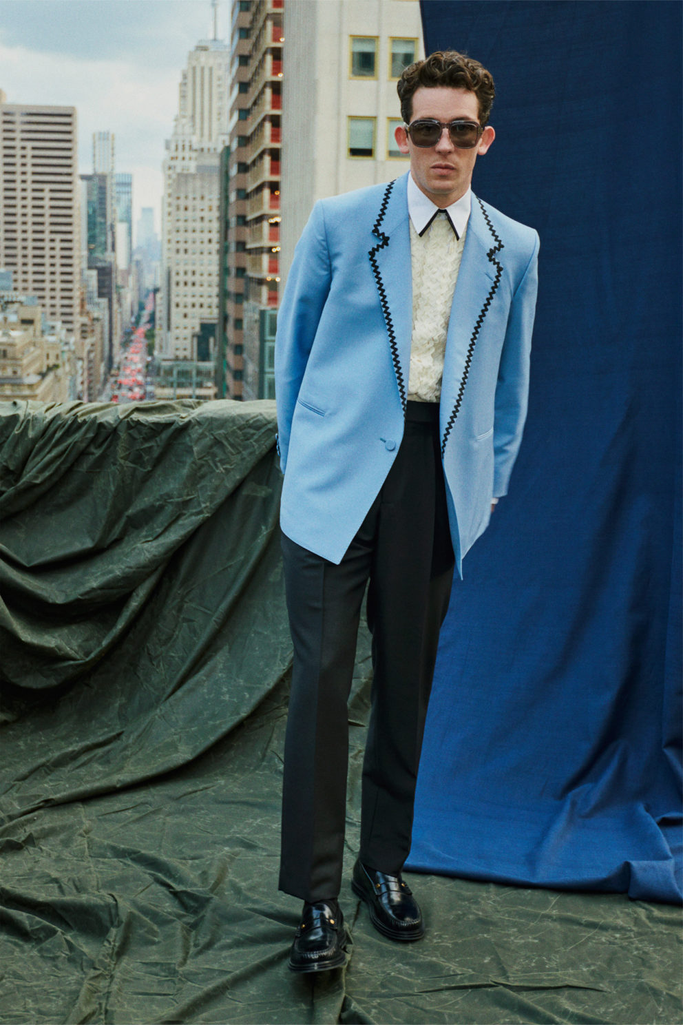 210914 0020 Met Dunhill Josh Oconnor 023 By Christian Hogstedt